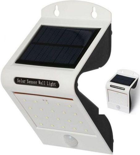 iQtech Aql LED solár. vonkajšie světlo