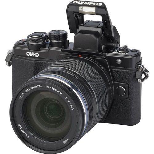 Olympus E-M10 III + 14-150mm černý