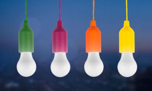 Top Shop Handy Lux Colours Barevná světla