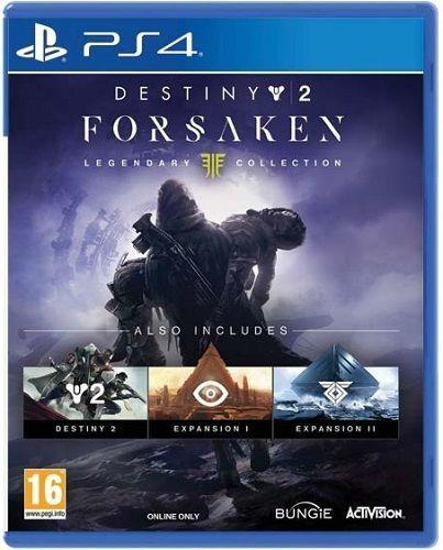 Destiny 2 Forsaken Legendary Collection - PS4 hra