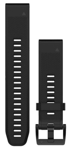 Garmin QuickFit 22 řemínek, černý