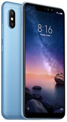Xiaomi Redmi Note 6 Pro 64 GB, modrý