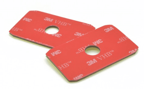 Lamax 3M nálepky pro nalepovací držáky