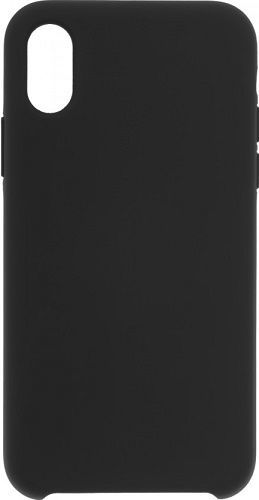Winner Liquid silikonové pouzdro pro Apple iPhone Xs Max, černé