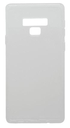 Mobilnet gumové pouzdro pro Samsung Galaxy Note9, transparentní