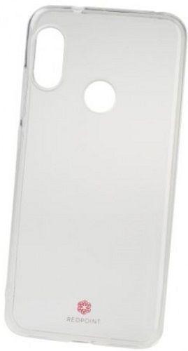 Redpoint silikonové pouzdro Exclusive pro Xiaomi Mi A2 Lite, transparentní