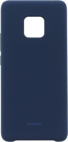 Huawei silikonové pouzdro pro Huawei Mate 20 Pro, modrá