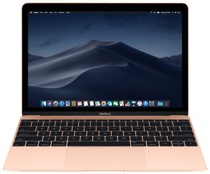 "Apple MacBook 12"" 256GB zlatý"