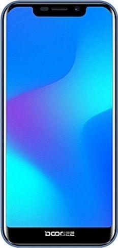 Doogee X70 modrý
