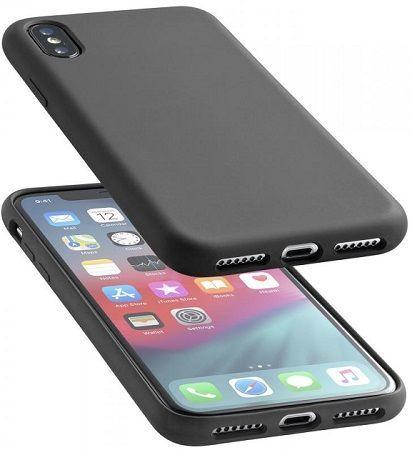 Cellularline Sensation pro Apple iPhone Xs Max, černá