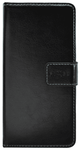 Fixed Opus knížkové pouzdro pro Huawei Y6 Prime 2018, černá