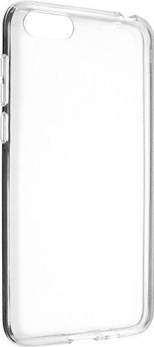 Fixed TPU gelové pouzdro pro Honor 7S, transparentní