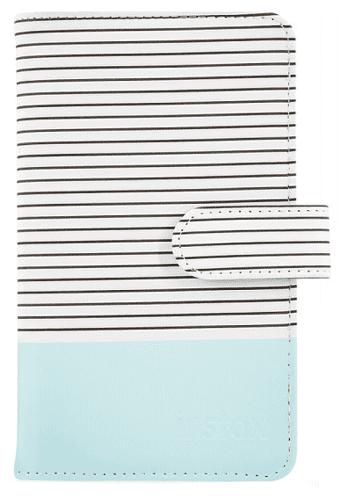 Fujifilm Instax Striped Mini 9 album, ledově modrá