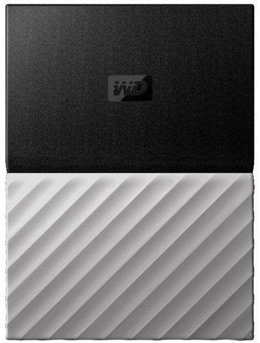 Western Digital My Passport Ultra 2TB USB 3.0 šedý