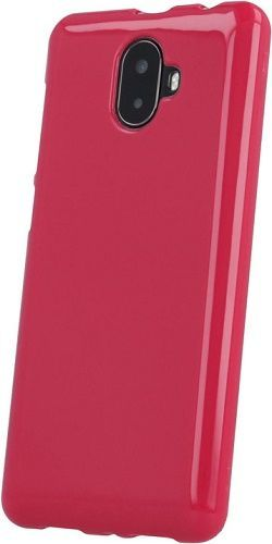 Silikonové pouzdro myPhone pro myPhone Pocket 18x9, růžová