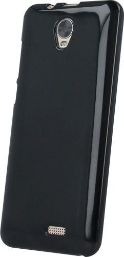 Silikonové pouzdro myPhone pro myPhone Fun 18x9, černá