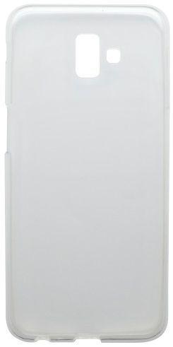 Mobilnet gumové pouzdro pro Samsung Galaxy J6+, transparentní