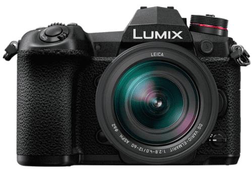 Panasonic Lumix DC-G9 černá + Leica DG Vario-Elmarit 12-60 mm F2,8-4 ASPH. Power O.I.S.