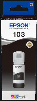 Epson 103 Black C13T00S14A černá