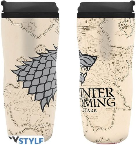 MAGIC BOX MERCH hrnek GOT Winter is coming