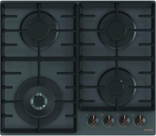 GORENJE GTW641INB, černá plynová varná deska