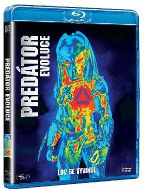 Predátor: Evoluce - Blu-ray film