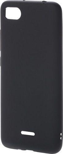 Epico Silk Matt pouzdro pro Xiaomi Redmi 6A, černá