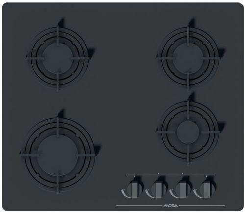 MORA VDP 645 GB3 černá - Plynová varná deska