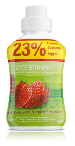 SodaStream Green Tea_Strawberry