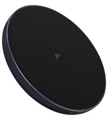 Xiaomi Mi bezdrátová nabíječka, černá
