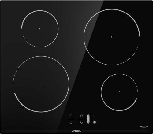 MORA VDIT 650 C, černá indukční varná deska