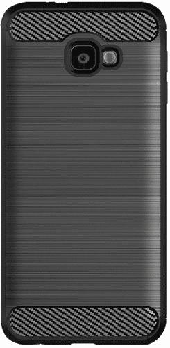 Winner Carbon pouzdro pro Samsung Galaxy J4+ 2018, černá