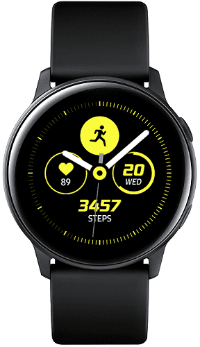 Samsung Galaxy Watch Active černé