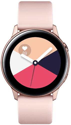 Samsung Galaxy Watch Active růžově-zlaté