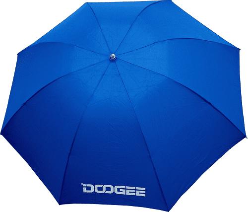 Doogee deštník, modrá