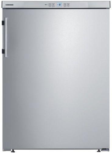 LIEBHERR GPesf 1476 - stříbrná skříňová mraznička