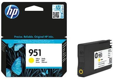 HP 951 žlutá