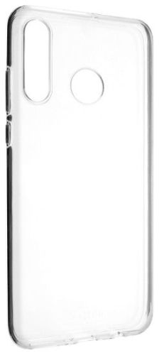 Fixed TPU gelové pouzdro pro Huawei P30 Lite, transparentní