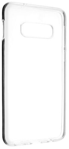 Fixed TPU gelové pouzdro pro Samsung Galaxy S10e, transparentní