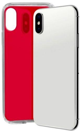 SBS Glue TPU pouzdro pro Apple iPhone X/Xs, červená