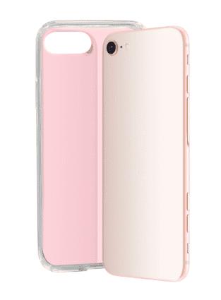 SBS Glue TPU pouzdro pro Apple iPhone 8, 7, 6 a 6s, růžová