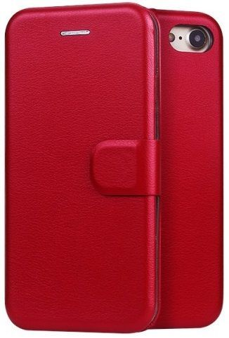 Aligator Magnetto pouzdro pro Samsung Galaxy A7 2018, červená