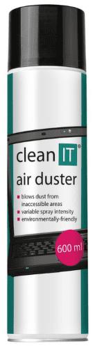 Clean IT CL-104 stlačený plyn 600 ml