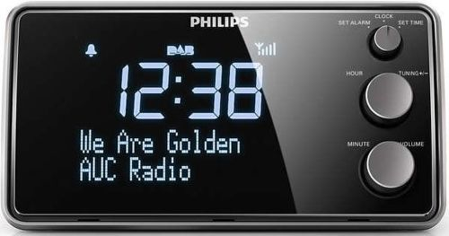 PHILIPS AJB3552 BLK,