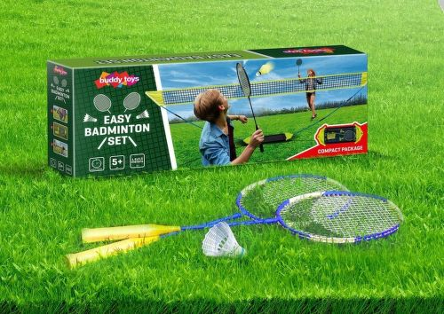 BUDDY TOYS BOT 3130, Badminton set