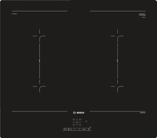 BOSCH PVQ611BB5E, černá indukční varná deska