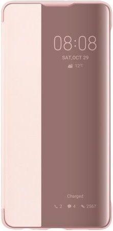 Huawei Smart View flipové pouzdro pro Huawei P30, růžová