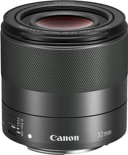 Canon EF-M 32 mm f/1.4 STM