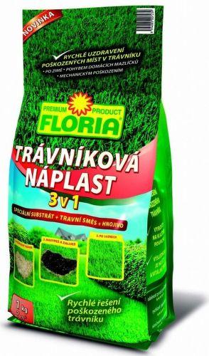 Agro Floria trávníková náplast 3 v 1
