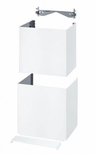 Miele DADC 6000 WHI, bílý komín